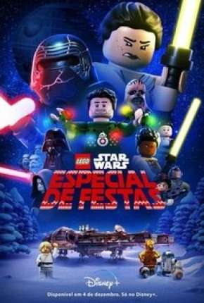 LEGO Star Wars - Especial de Festas Desenho Torrent Download