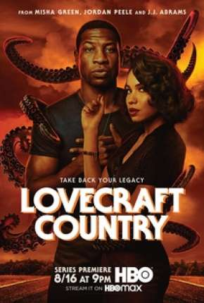 Lovecraft Country - 1ª Temporada Legendada Série Torrent Download