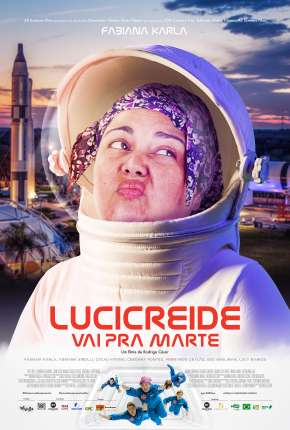 Lucicreide vai pra Marte Filme Torrent Download
