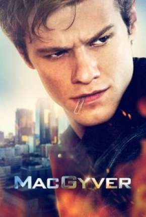 MacGyver - 5ª Temporada Legendada Série Torrent Download