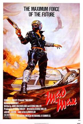 Mad Max - Trilogia Filme Torrent Download