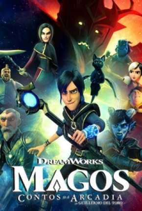 Magos - Contos da Arcadia - 1ª Temporada Desenho Torrent Download