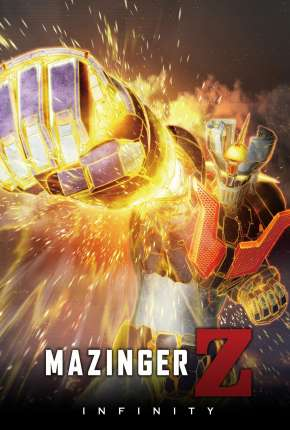 Mazinger Z Infinity torrent download