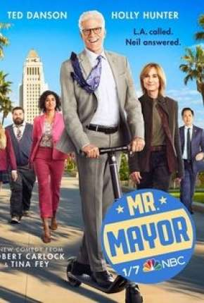 Mr. Mayor - 1ª Temporada Legendada Série Torrent Download