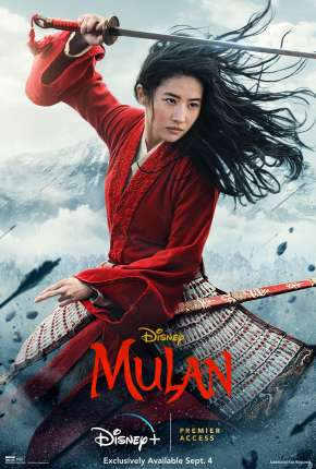 Mulan - O Filme Filme Torrent Download