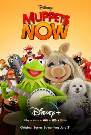 Muppets Now - 1ª Temporada Legendada Série Torrent Download