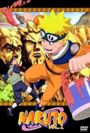 Naruto - 1ª Temporada Anime Torrent Download