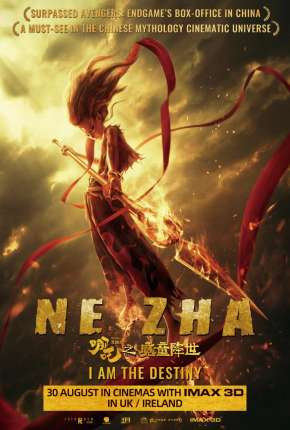 Ne Zha - Legendado Filme Torrent Download