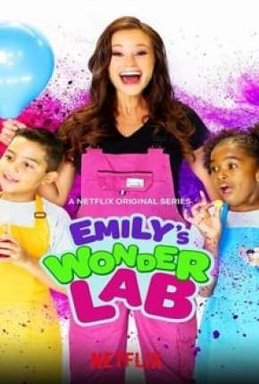 O Lab de Emily - 1ª Temporada Completa Legendada Série Torrent Download