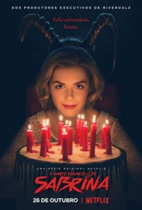 O Mundo Sombrio de Sabrina - 4ª Temporada Completa Série Torrent Download