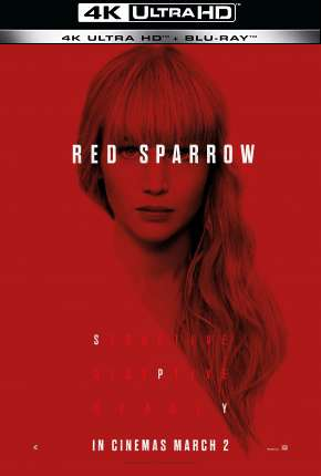 Operação Red Sparrow - 4K Filme Torrent Download