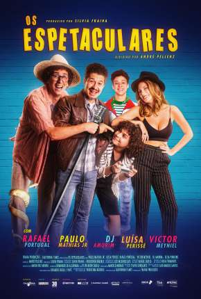 Os Espetaculares Filme Torrent Download