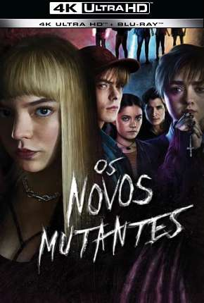 Os Novos Mutantes - 4K Filme Torrent Download