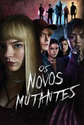Os Novos Mutantes Filme Torrent Download