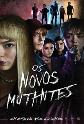 Os Novos Mutantes - Legendado Filme Torrent Download