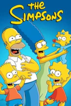 Os Simpsons - 31ª Temporada Desenho Torrent Download