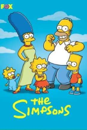 Os Simpsons - 32ª Temporada - Legendado Desenho Torrent Download