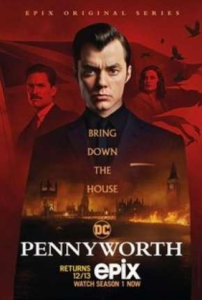 Pennyworth - 2ª Temporada Série Torrent Download