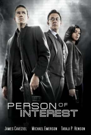 Person of Interest - Pessoa de Interesse 1ª Temporada Série Torrent Download