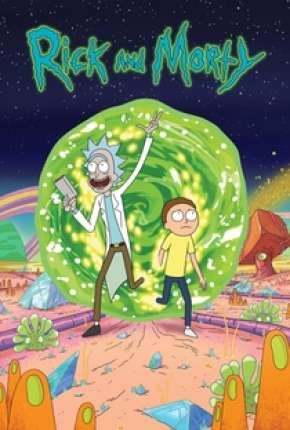 Rick and Morty - 4ª Temporada Completa Desenho Torrent Download