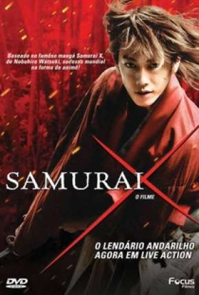 Samurai X - Trilogia Filme Torrent Download