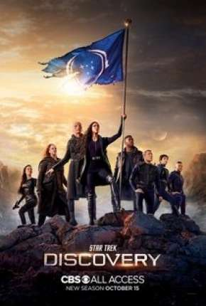 Star Trek - Discovery - 3ª Temporada Série Torrent Download