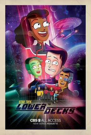 Star Trek - Lower Decks - 1ª Temporada - Legendado Desenho Torrent Download