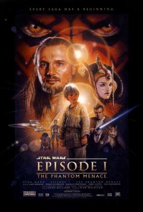 Star Wars - A Saga - Completa Filme Torrent Download