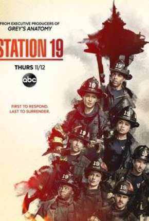 Station 19 - 4ª Temporada Série Torrent Download