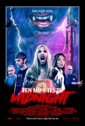 Ten Minutes to Midnight - Legendado Filme Torrent Download