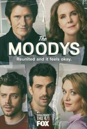 The Moodys - 2ª Temporada Legendada Série Torrent Download
