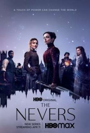The Nevers - 1ª Temporada Legendada Série Torrent Download