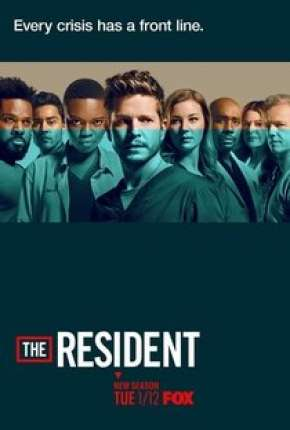 The Resident - 4ª Temporada Legendada Série Torrent Download