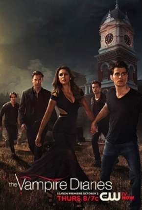 The Vampire Diaries - 6ª Temporada Série Torrent Download
