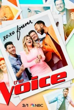 The Voice - 20ª Temporada Legendada Série Torrent Download