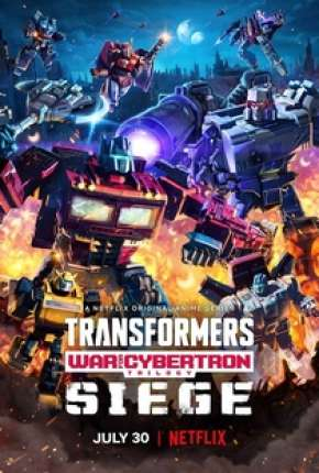 Transformers - War For Cybertron Trilogy - 1ª Temporada Completa Desenho Torrent Download