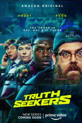 Truth Seekers - 1ª Temporada Completa Legendada Série Torrent Download