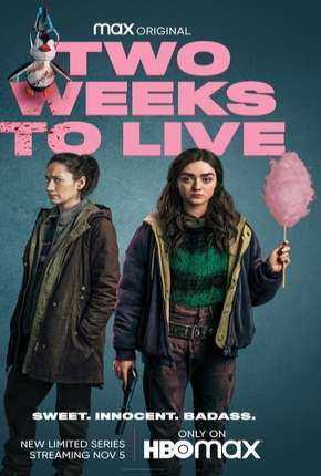 Two Weeks To Live - 1ª Temporada Completa Série Torrent Download
