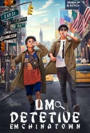 Um Detetive em Chinatown Filme Torrent Download