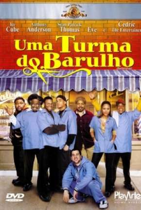 Uma Turma do Barulho - Barbershop Filme Torrent Download