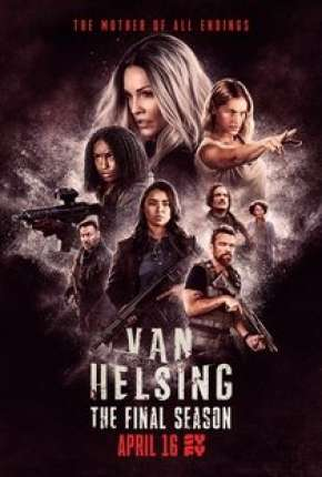 Van Helsing - 5ª Temporada Completa Legendada Série Torrent Download