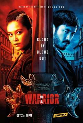 Warrior - 2ª Temporada Legendada Série Torrent Download