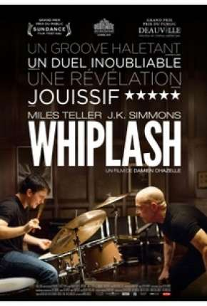 Whiplash - Em Busca da Perfeição - BluRay Filme Torrent Download