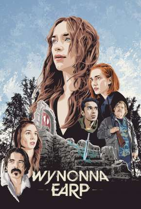 Wynonna Earp - 4ª Temporada Legendada Série Torrent Download