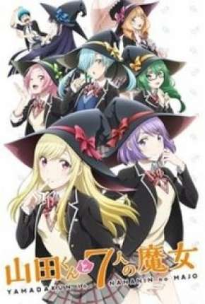 Yamada-kun e As 7 Bruxas Desenho Torrent Download