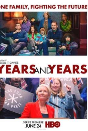 Years and Years - 1ª Temporada Completa Série Torrent Download